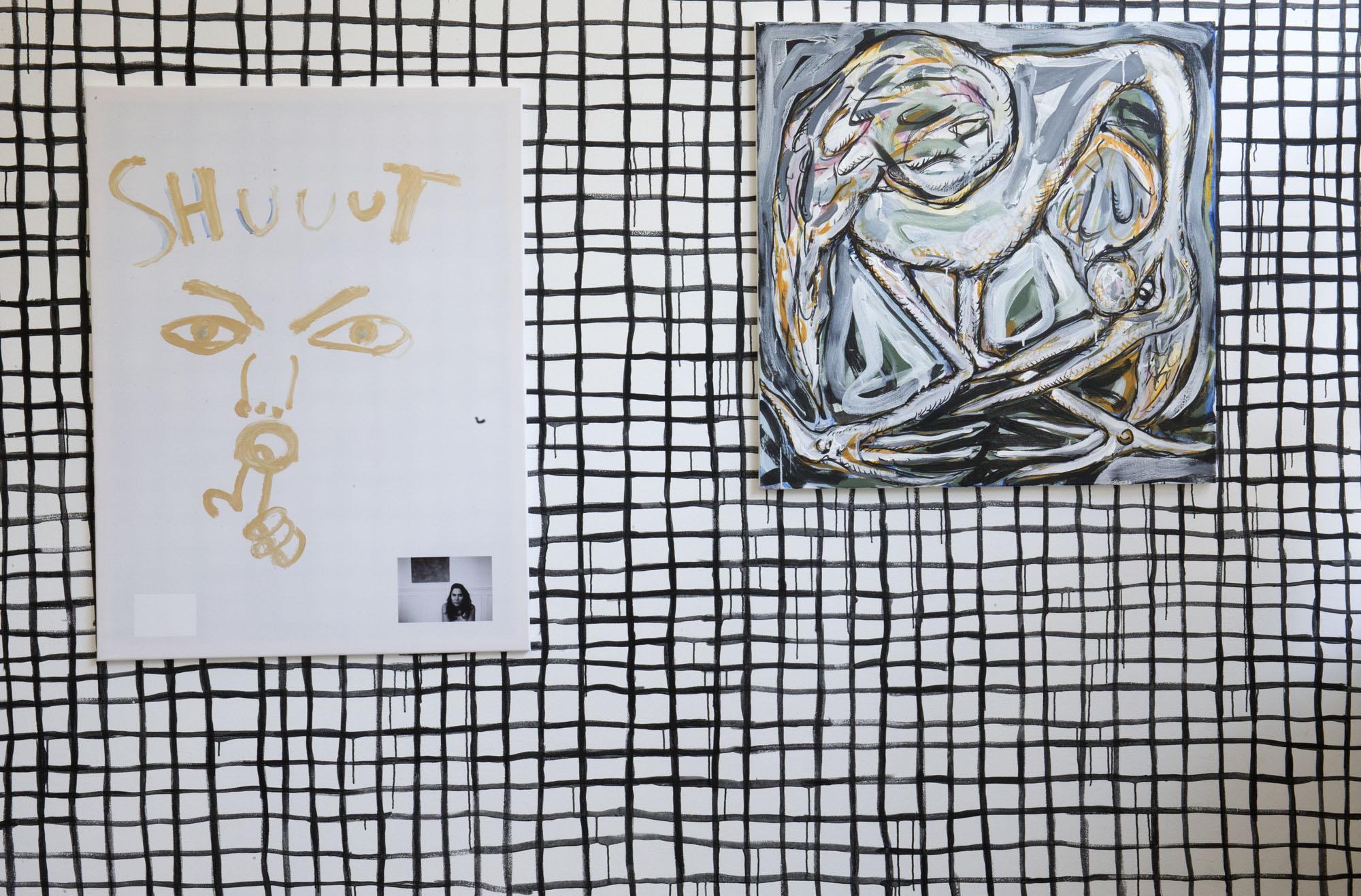 54_Quart d'heure américain - heiwata - Mains d'Oeuvres - Exhibition views.jpg
