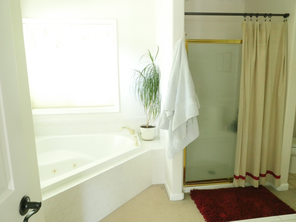 Jen Gilday Interiors - Master Bath Before