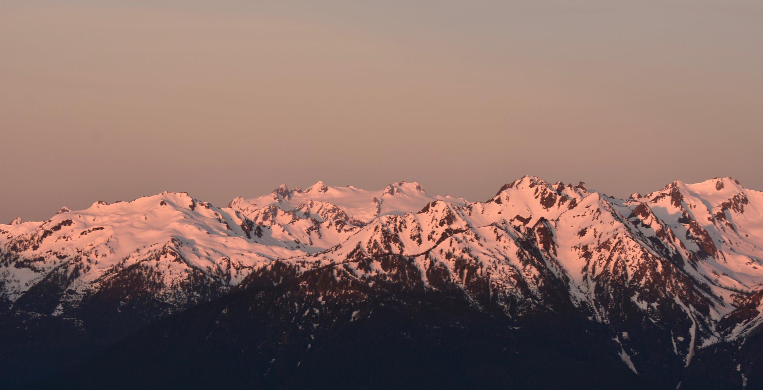 Mt. Olympus (closer)