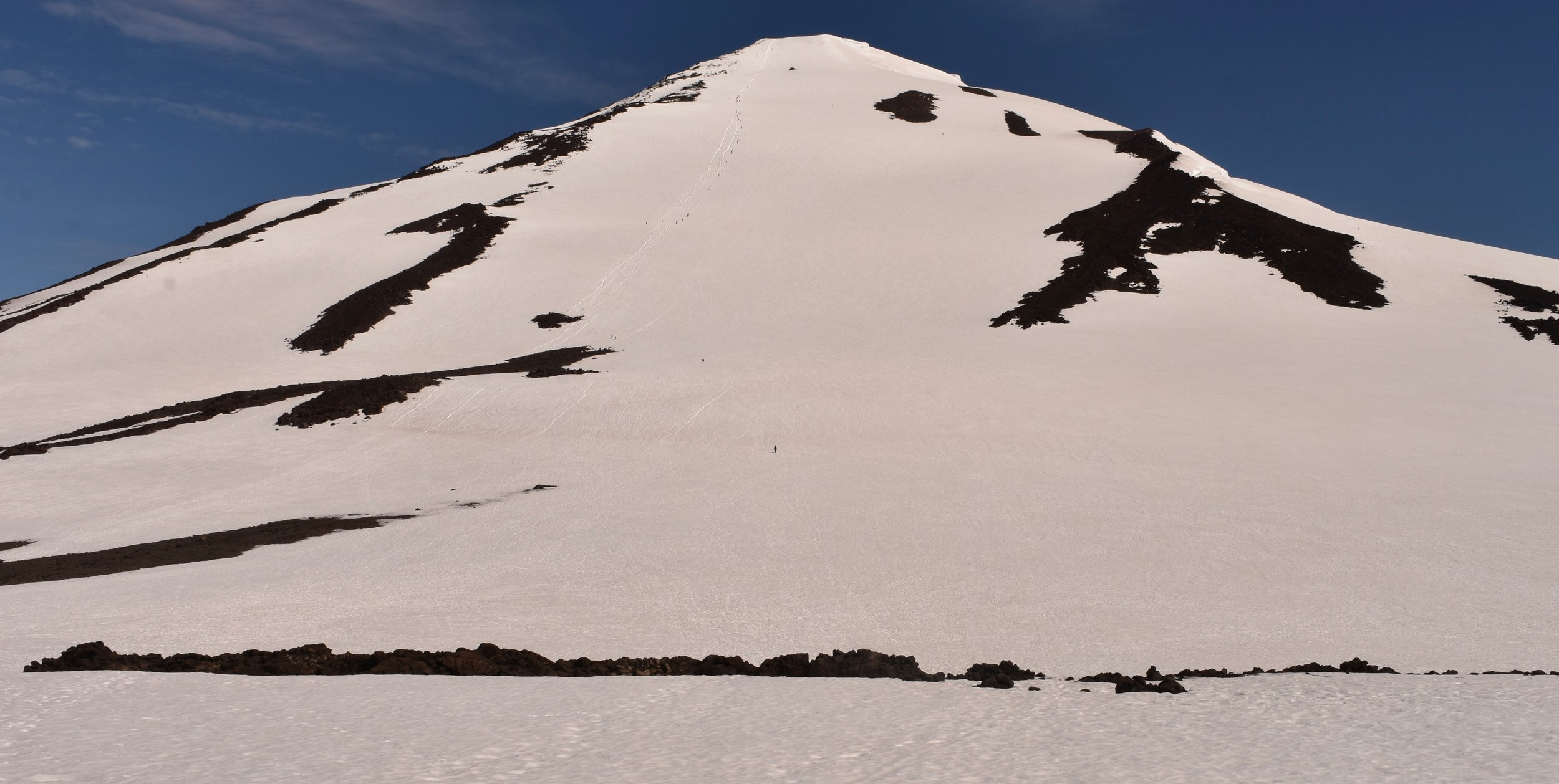 2,000ft climb up to Piker's Peak