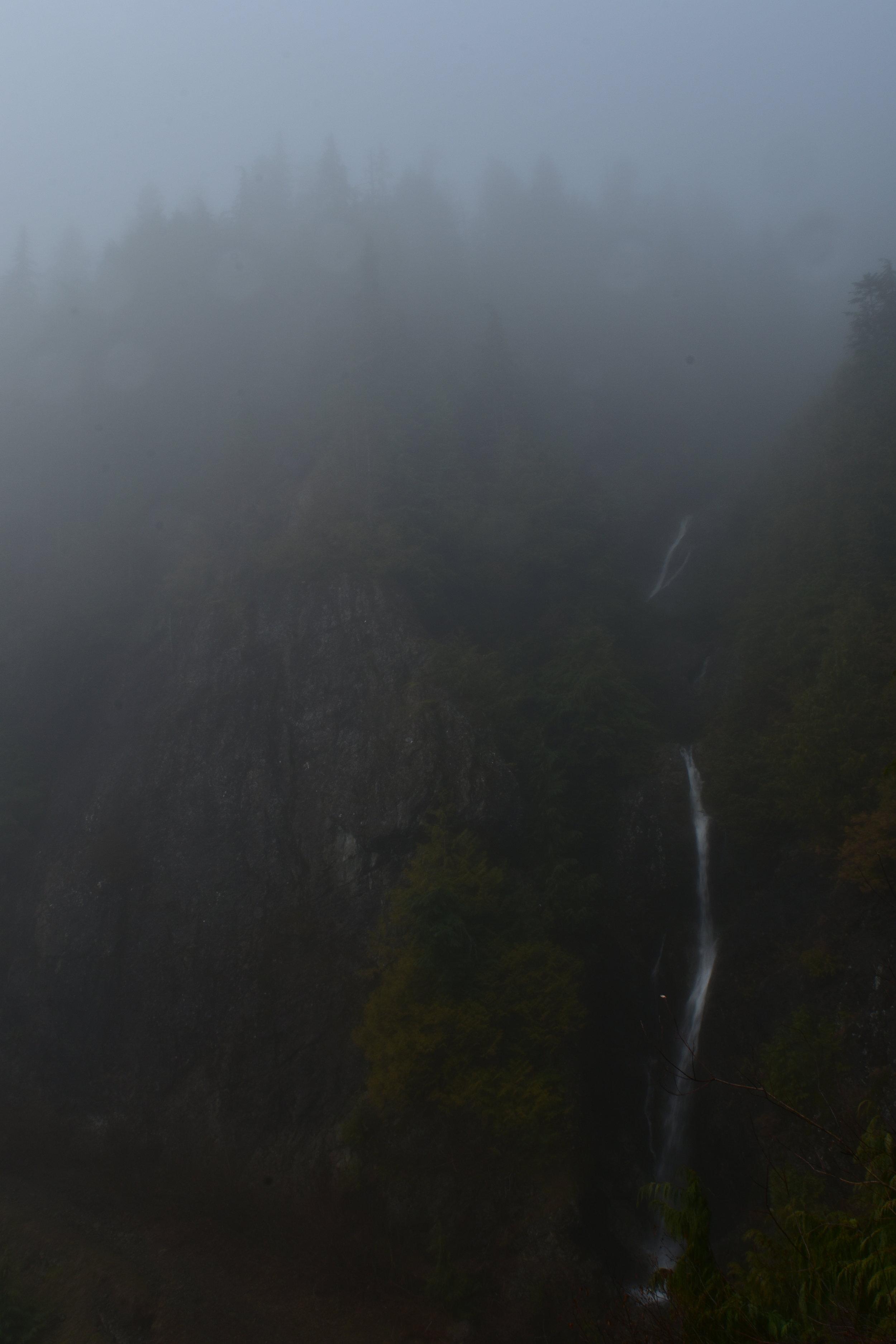 Big Creek Falls on Mt. Washington