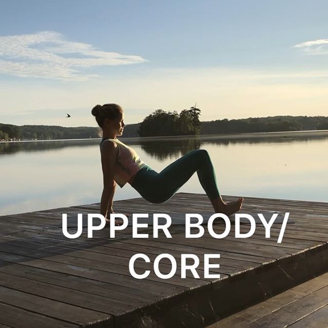 Good morning!☀️ Here's an upper body/core workout that you don't need equipment for - hope you enjoy! #Sunrise #upperbodyworkout #noequipment #athomeworkout #workoutanywhere . 💪🏻Try each move for 12 reps and go for 4 rounds! . 💫TIP: For the modified plank/shoulder taps - focus on keeping your hips stable, don't rock from side to side.  If you're struggling to do this one - try separating your knees more and focus on core control👍🏻 . ✅Always consult your doctor before starting a new exercise program, especially when pregnant . . . . . . . . . . . . . . #makeitworkmomma #womensfitness #womenshealth #postpartumfitness  #lowimpactworkout #LIIT #igfitmoms #fitmomsofig #postpartumworkout #athomeworkouts #homeworkout #postnatalfitness #fitmom #excercisevideo #homeworkkout_4u
