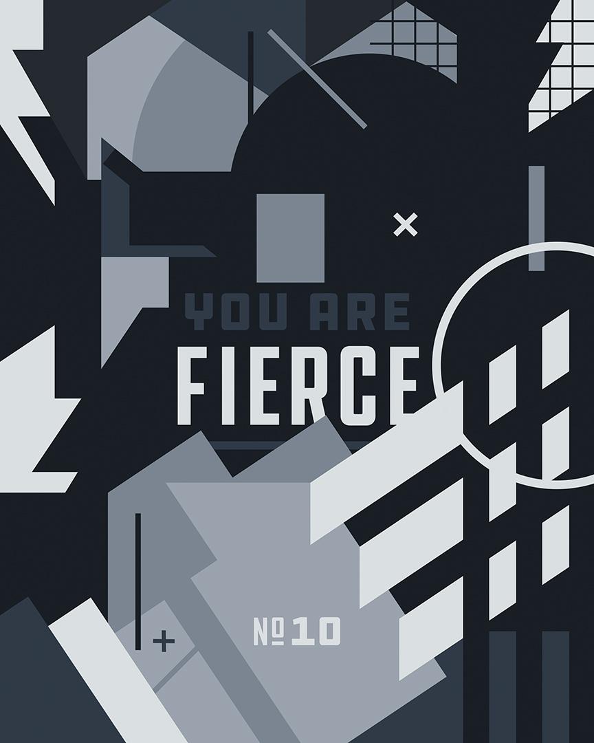 """Fierce (Wolverine - 'Logan Noir' Era)"""