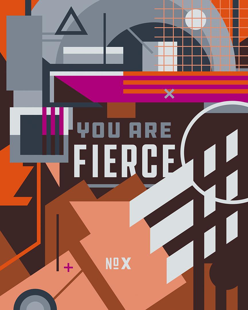 """""""Fierce (Wolverine - 'Weapon X' Era)"""""""