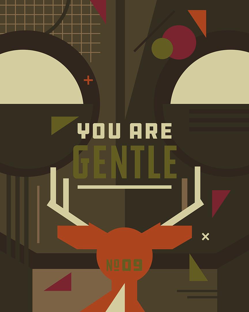 """""""Gentle (Iron Giant)"""""""