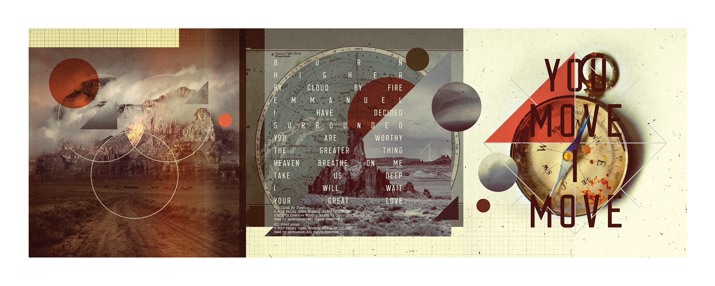 3-Panel Insert | Side A (Track Listing)