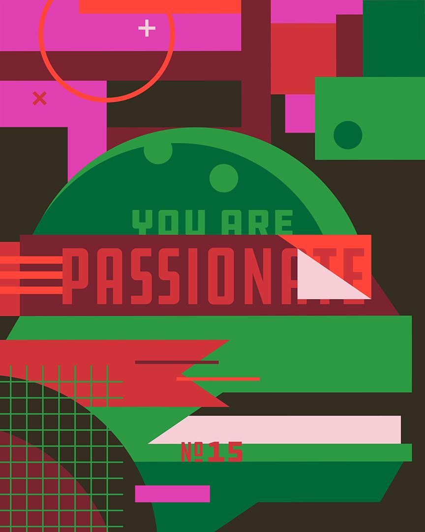 """""""Passionate (Raphael)"""""""