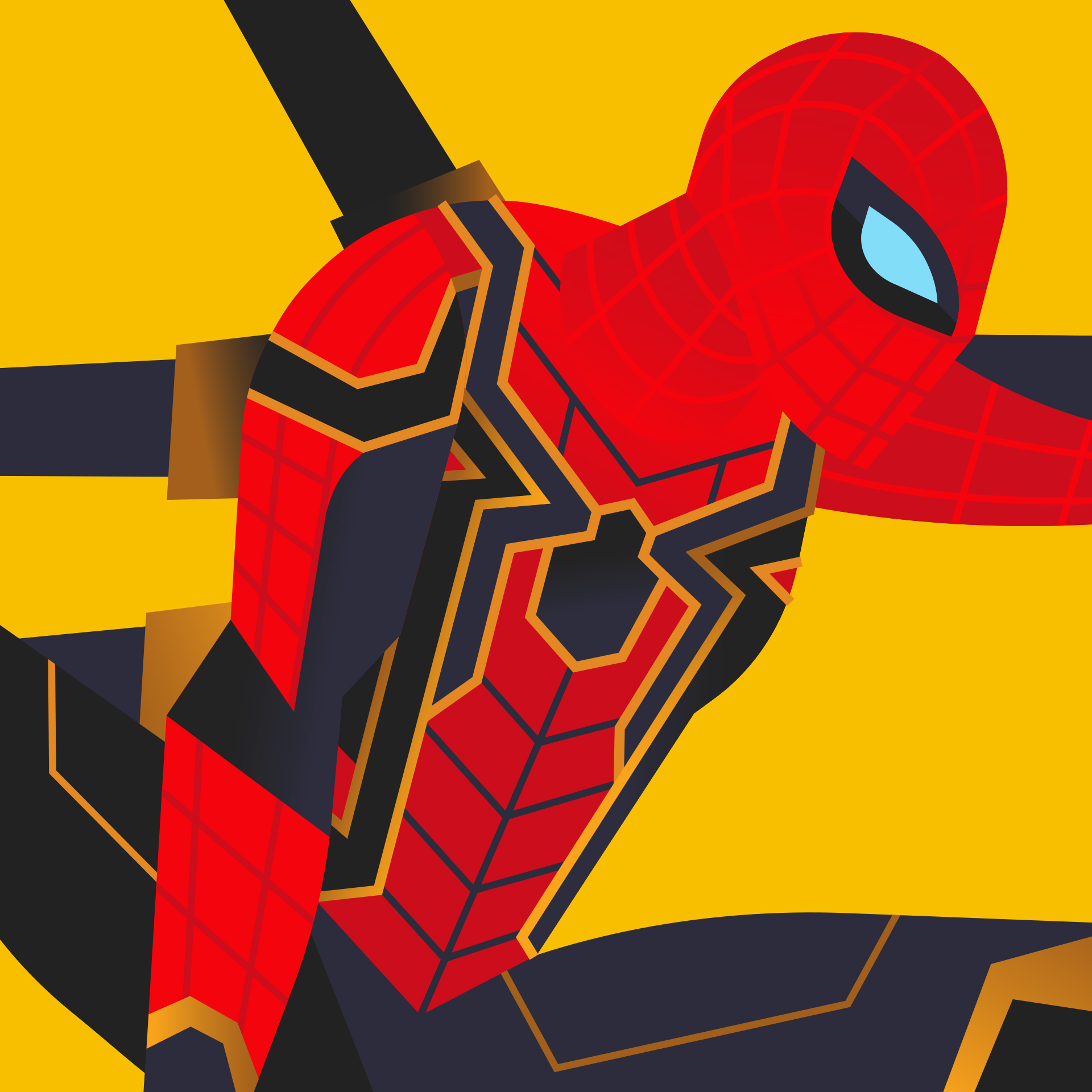 Art By Collin_The Gauntlet_Spider-Man 3.jpg