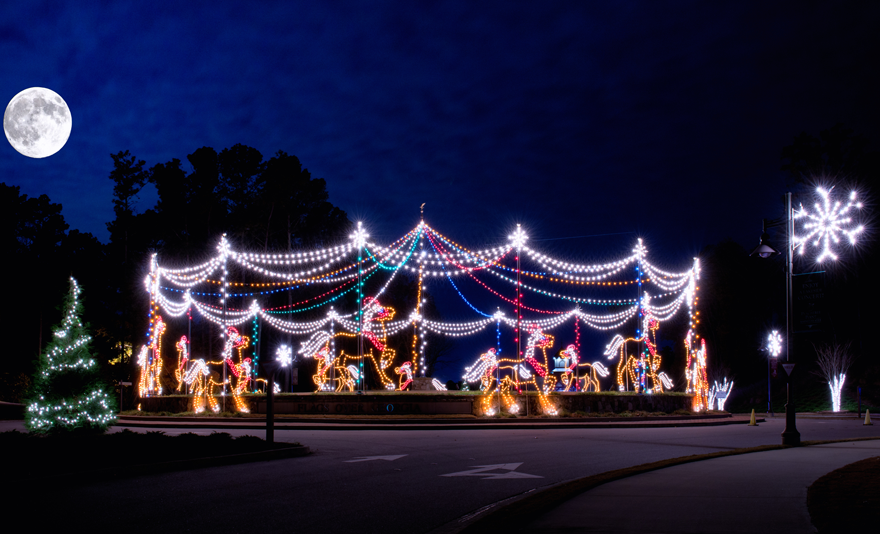 Lake Lanier Christmas Lights