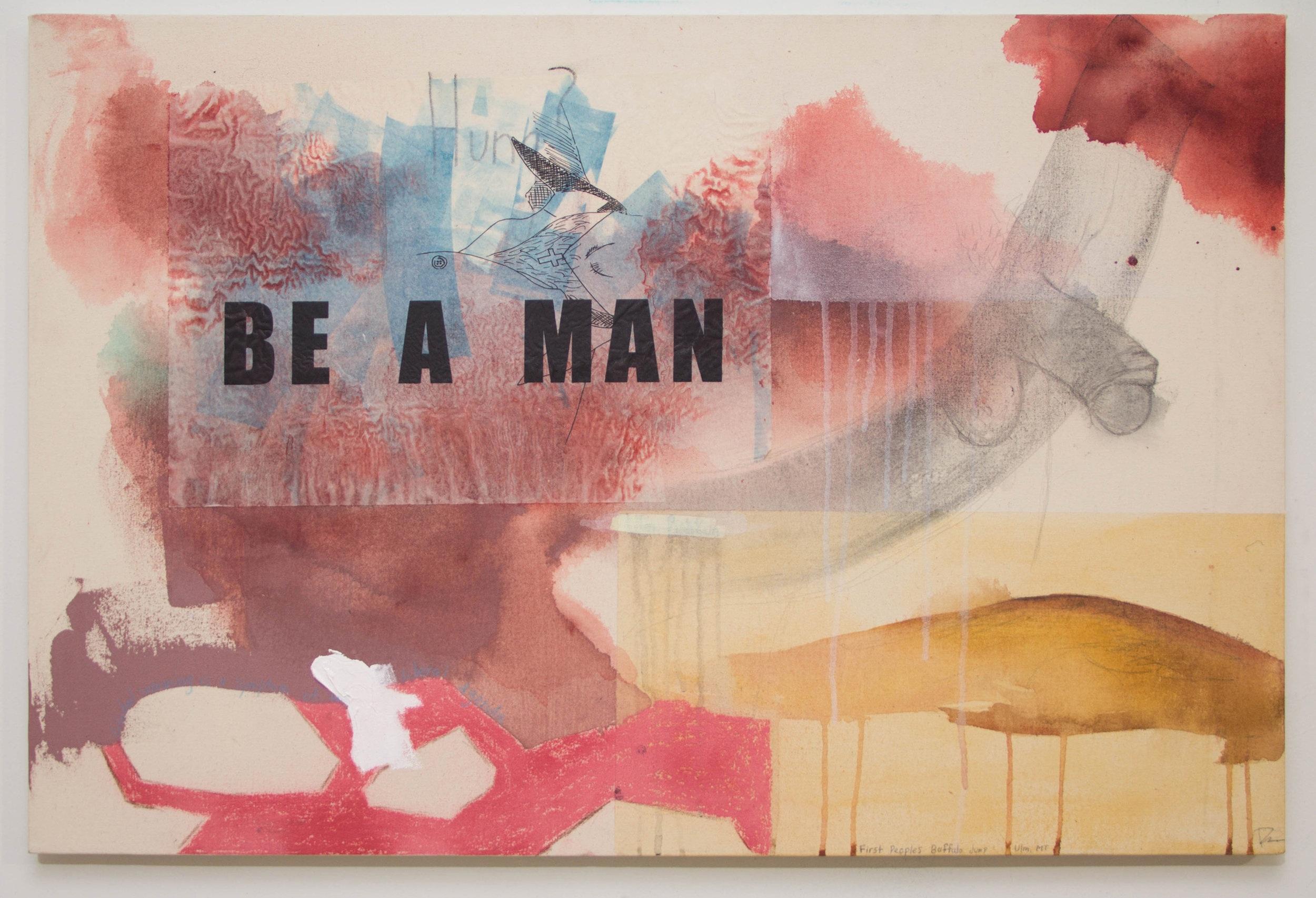 A Bleeding Heart Doesn't Make a Man