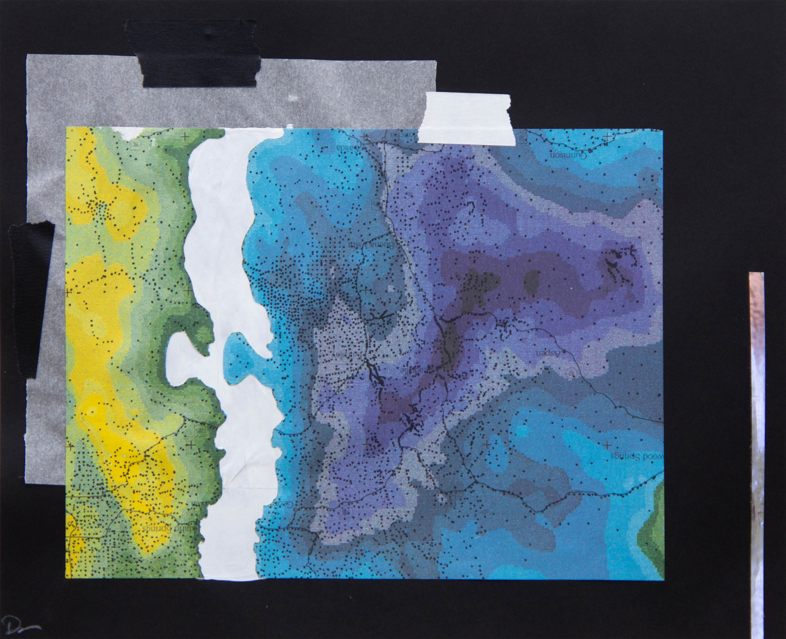 Celestial Topography no. 3