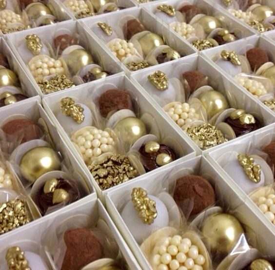 Customized Gourmet Brigadeiro Gift Box