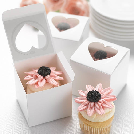 4x4 INCHES BOXES - ONE PIECES AND TWO PIECES FAVOR BOXES