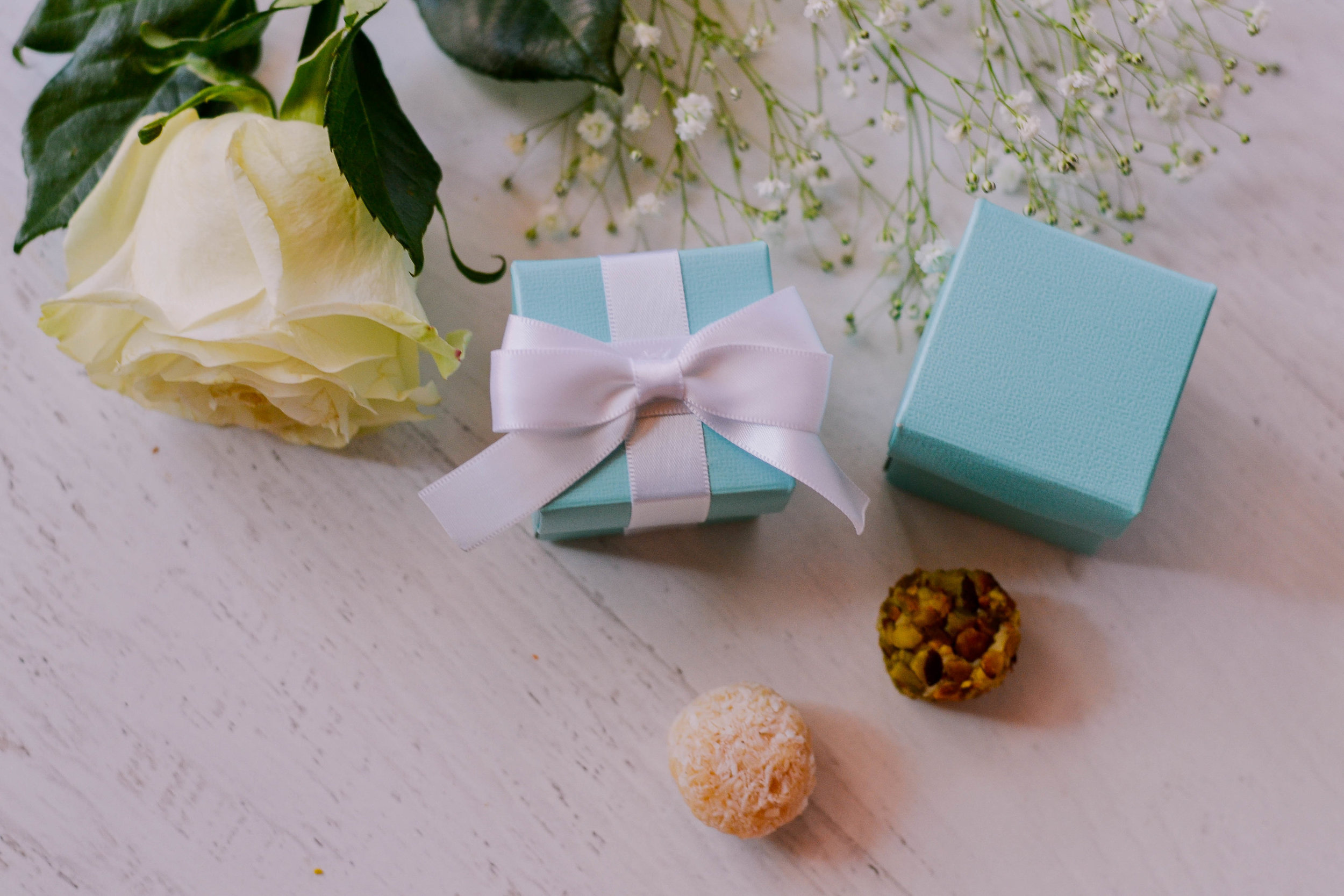 custom Party favor BOXES -