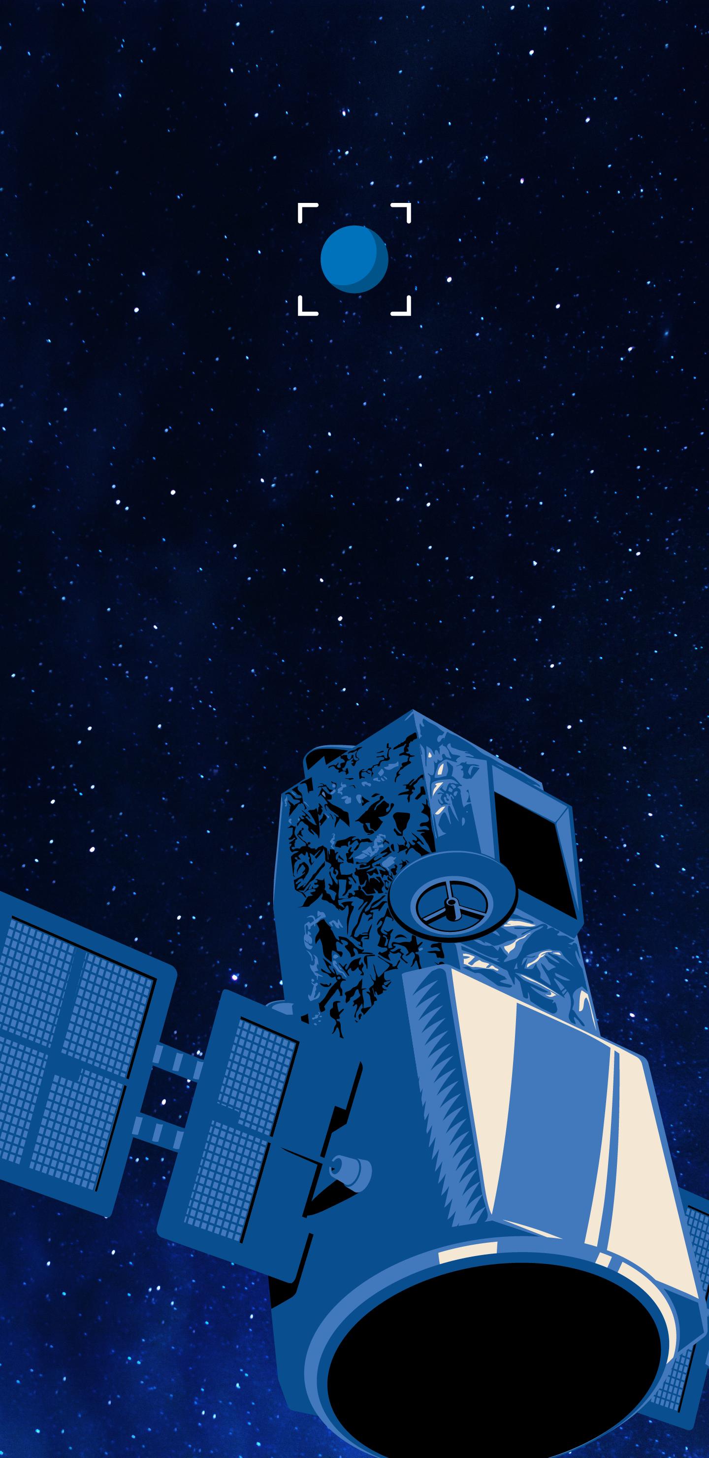 Project Blue #SearchForSisterEarth Mobile Wallpaper