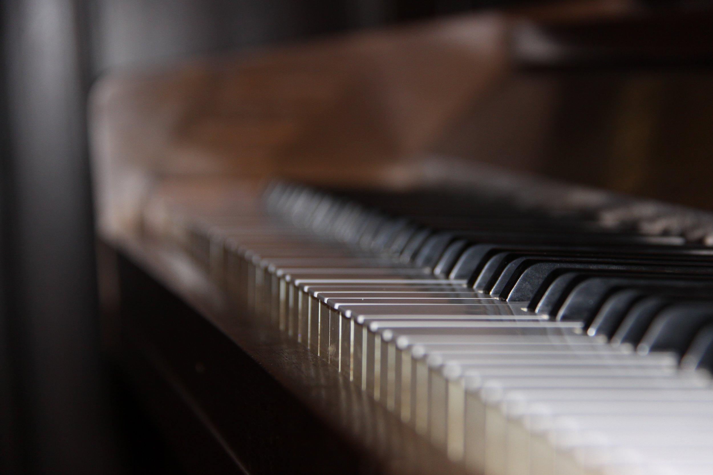 Sergio Gaetani's Piano used on North Coast Electric