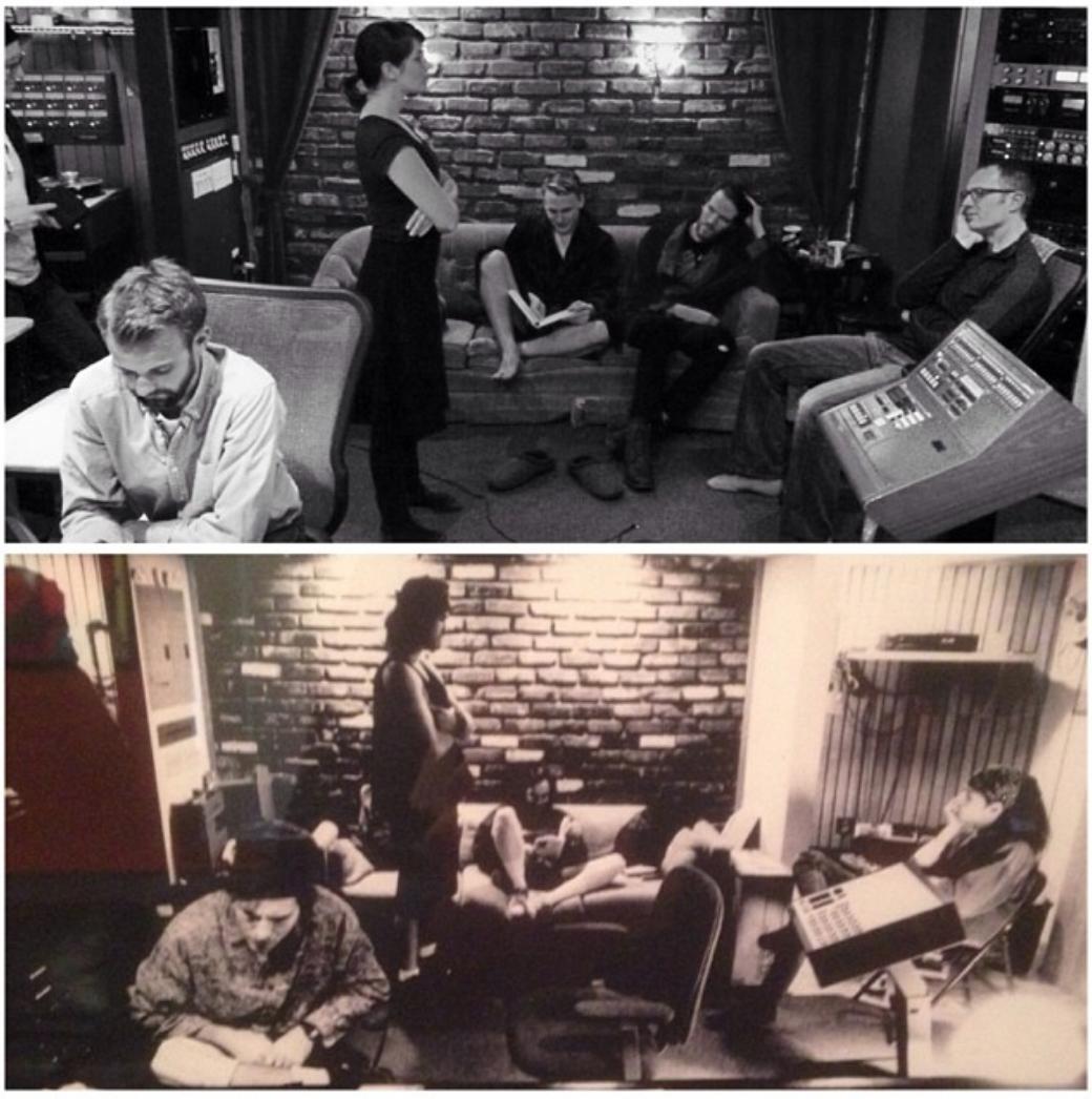 St. Paul de Vence 2013 / Pearl Jam 1990 - London Bridge Studio
