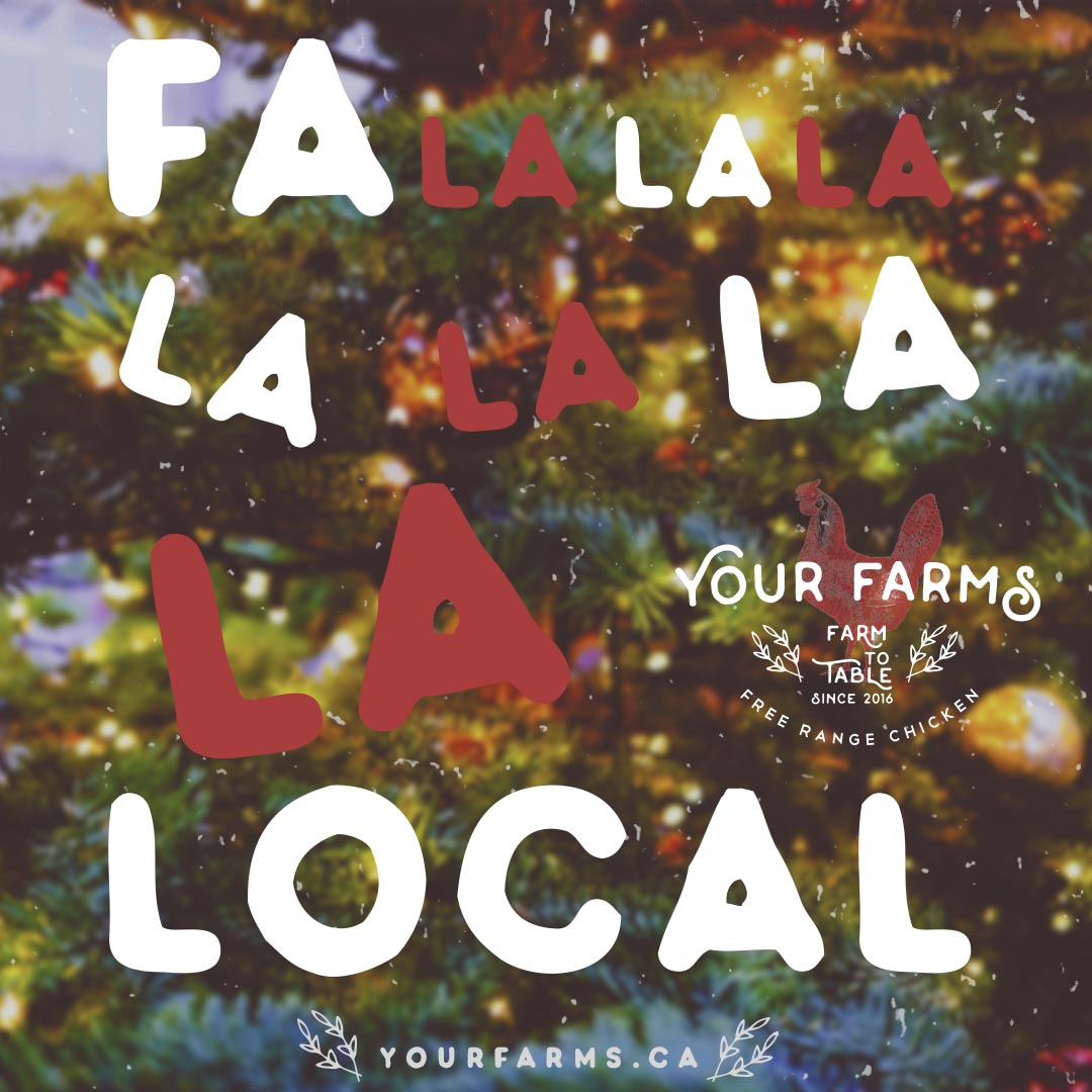 Christmas with Your Farms