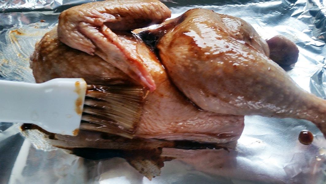 Date BBQ Chicken