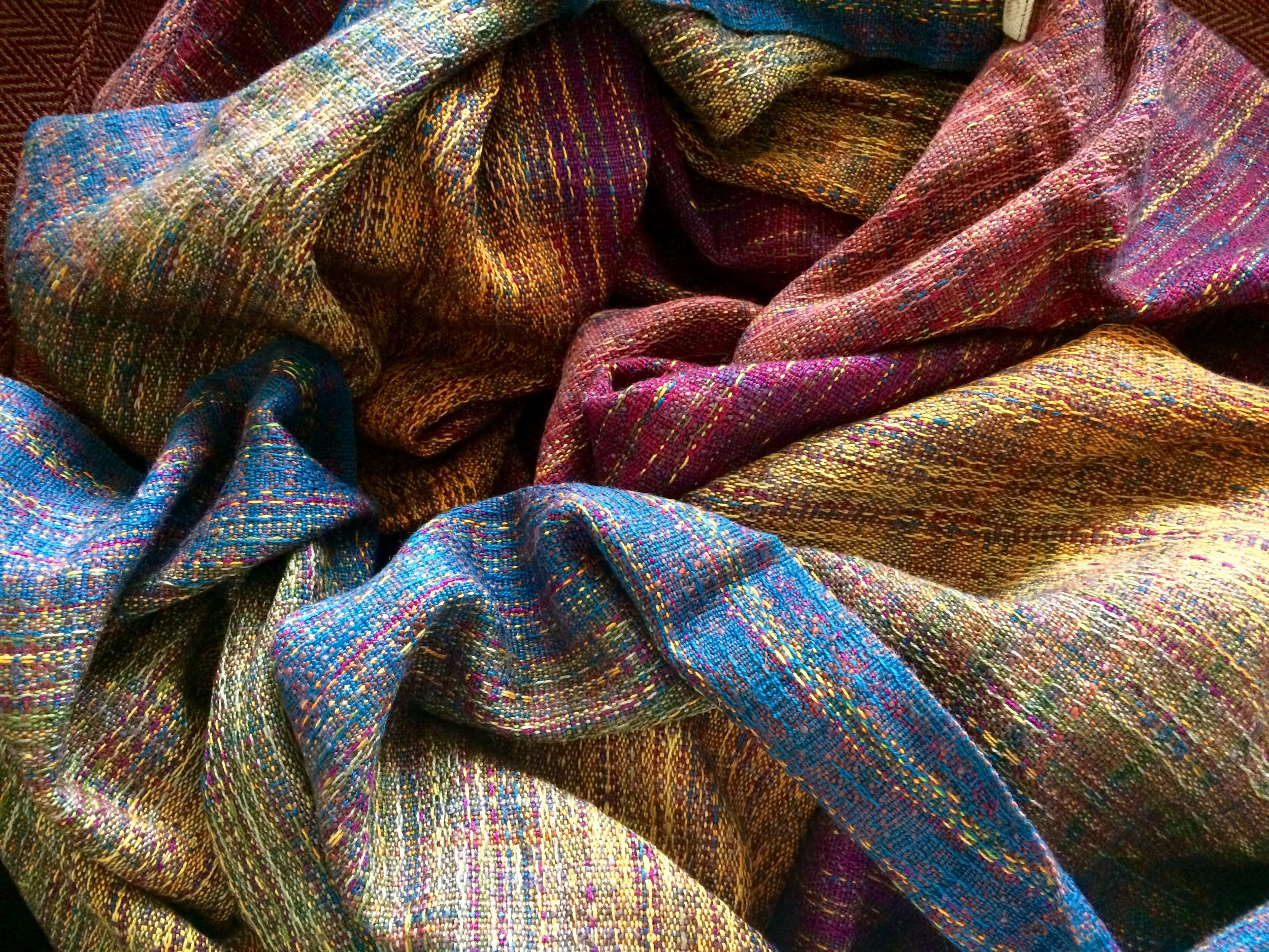 Little Fellows 'After Autumn Must Come...' LF313 Handwoven