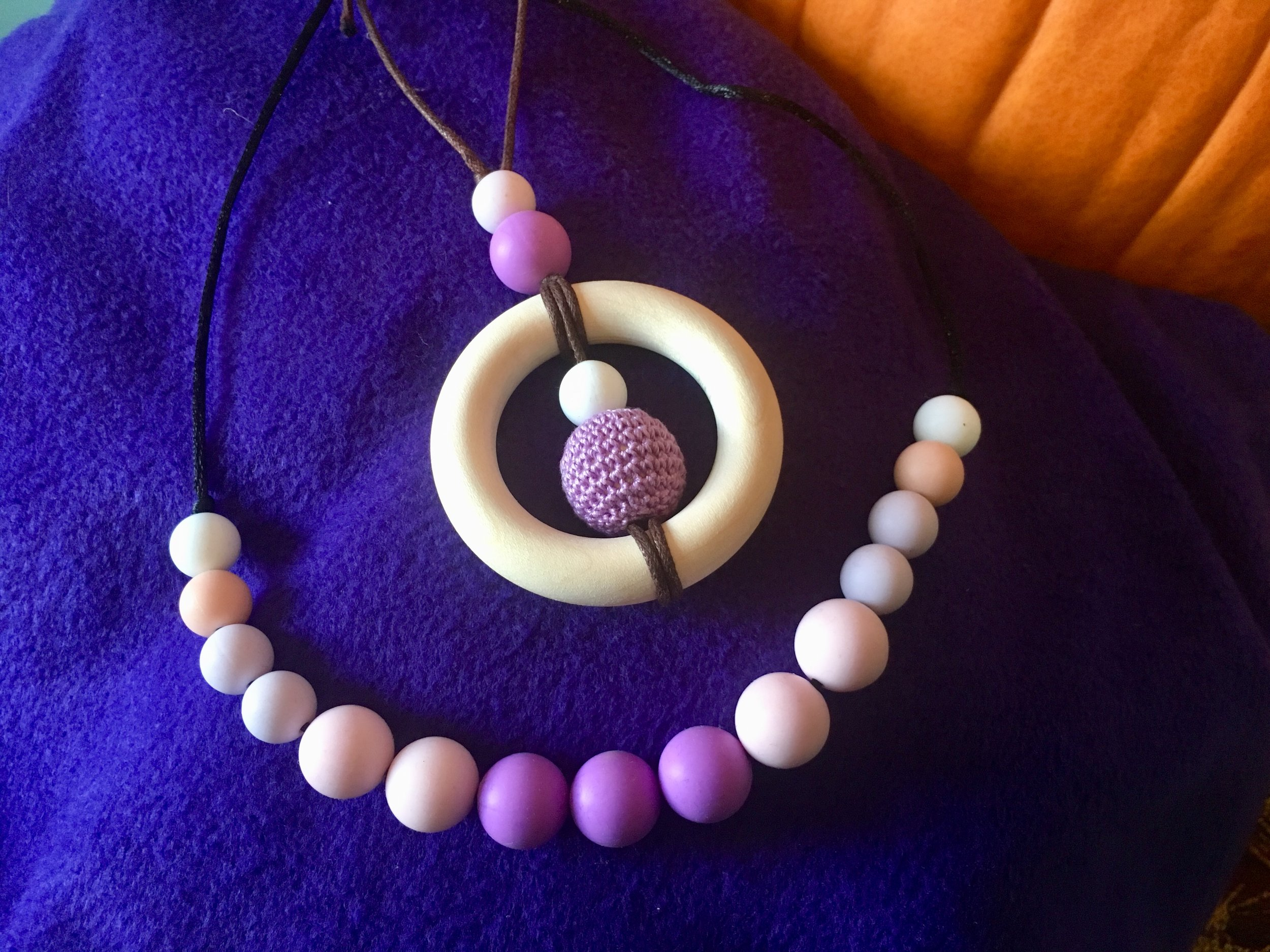 Coastal Path Creations Babywearing & Teething Jewellery
