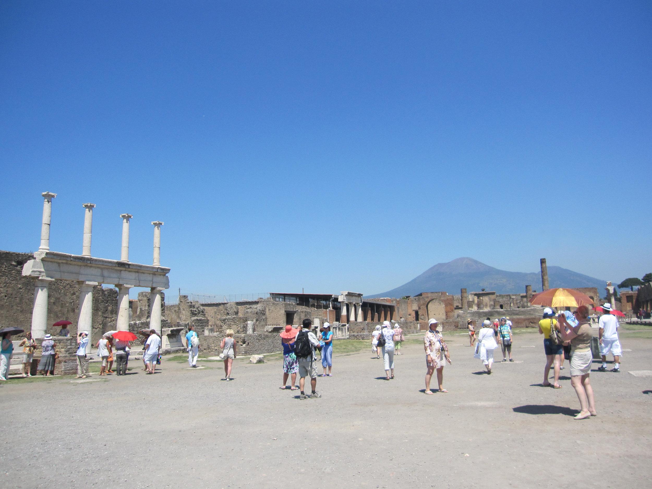 The Forum.