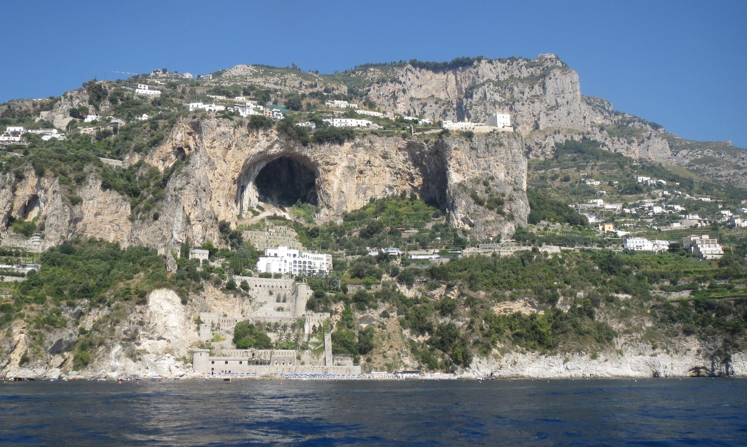 Conca dei Marini.