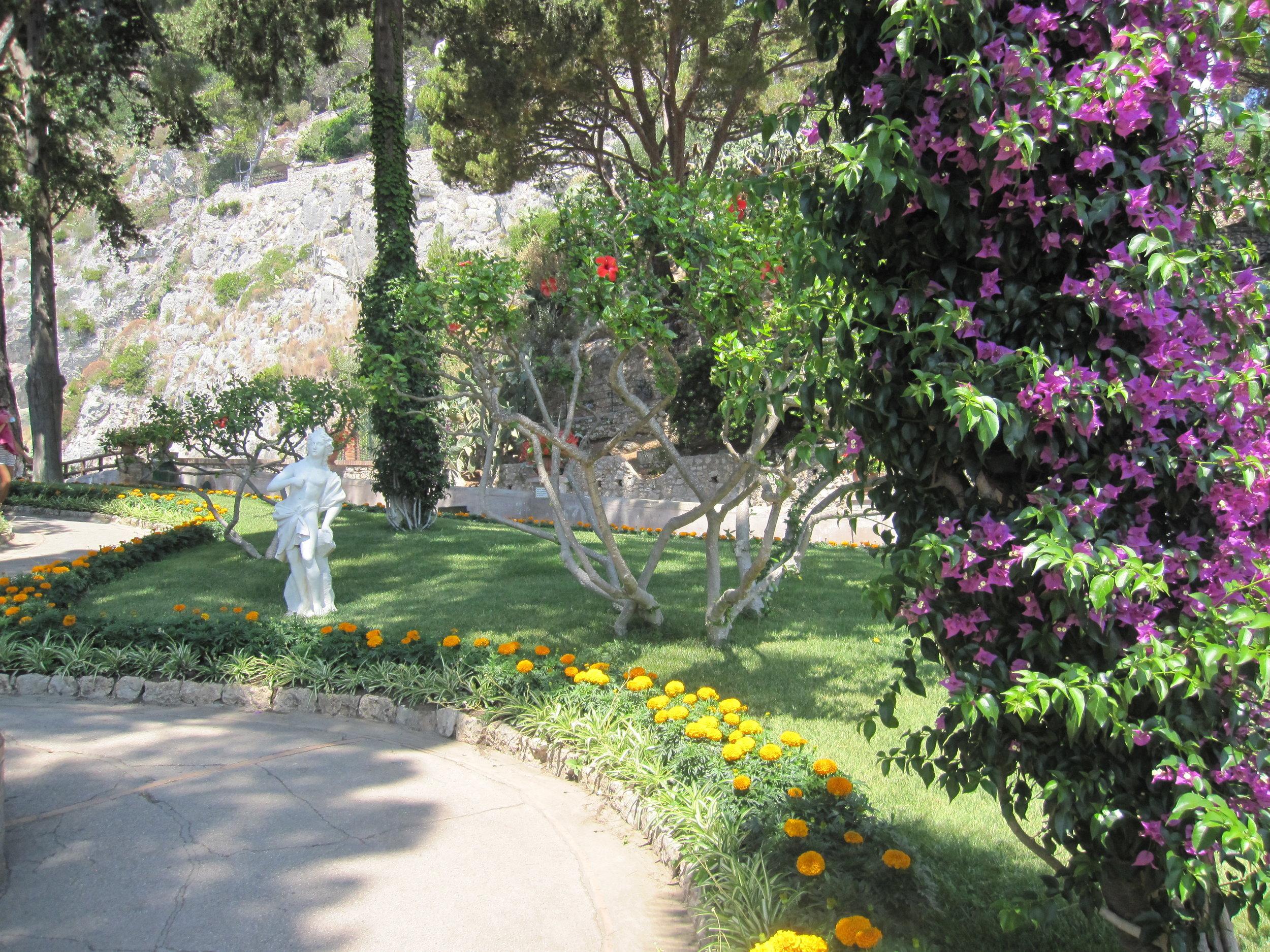 The Augustus Gardens.