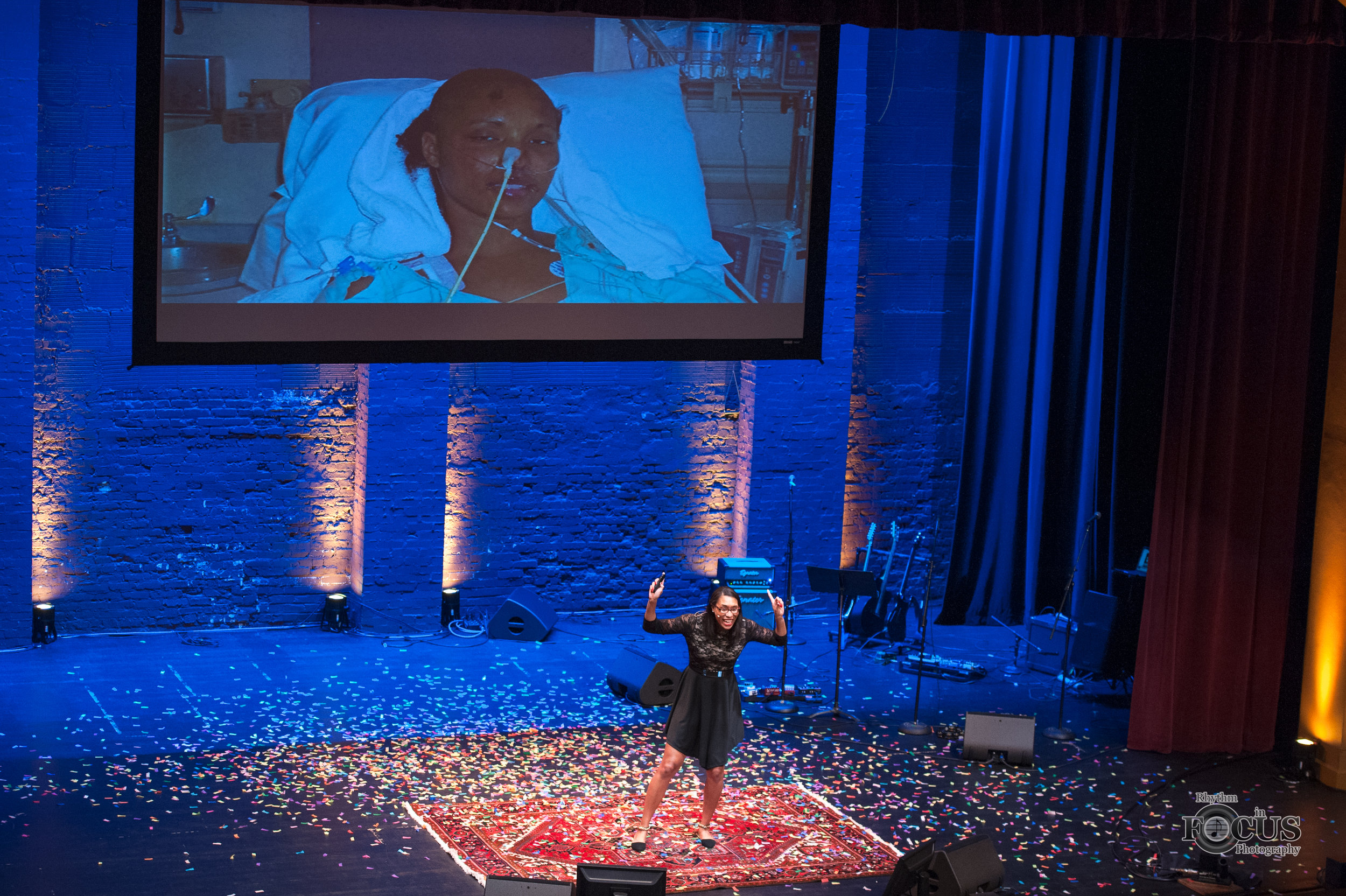 Lindsey Vertner was a guest speaker for Creating Happiness - a Ted talk inspired program by Walk the Talk speaker series. Book Lindsey now to speak at your next event.