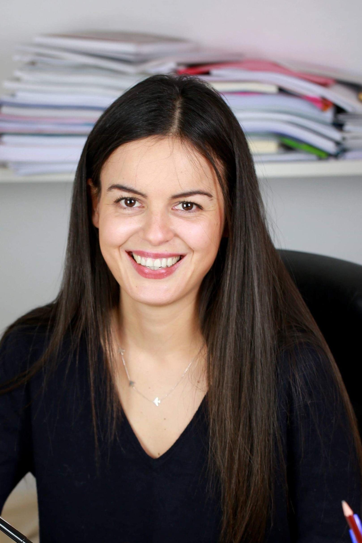 Emilia Capitaine, Cheffe de projet à l'agence de communication Mots-Clés.