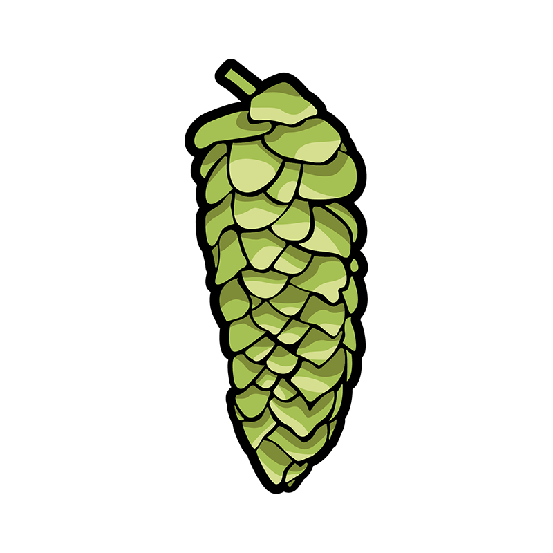 BITTERING    Alpha:  14-18% /  Beta:  3.0%-5.0%  Oil (ml/100):  1.6-3.5 /  Storage:  Good   Profile:  Floral, herbal/earthy, stone fruit   Substitutes:  Columbus, Zeus, Apollo, Magnum, Nugget   History:  Known for its smooth bittering this hop was released in 2006 by Hopsteiner and is a descendant of Zeus.