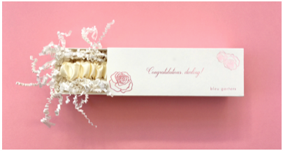 unique wedding garters gifts for bridal showers