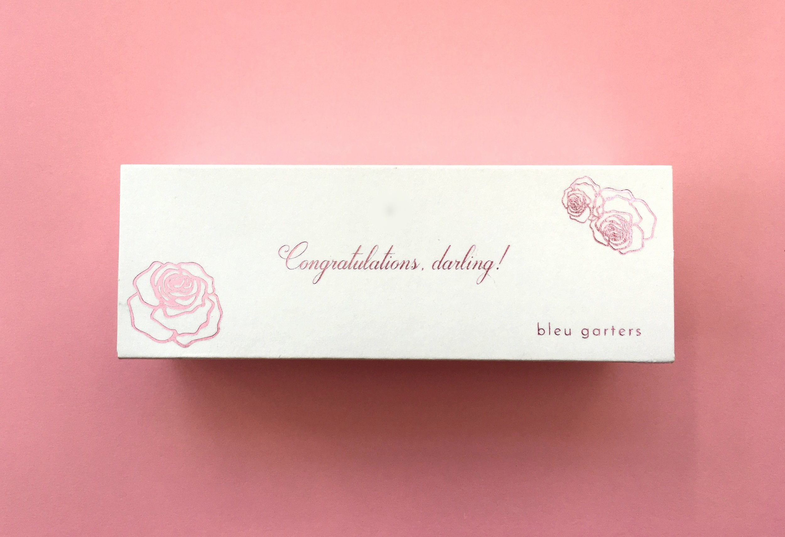 Bridal Shower Gifts | Wedding Garter Sets