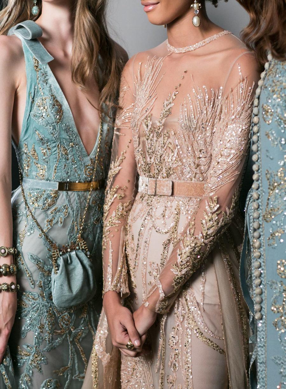 Elie Saab Haute Couture Bridal Gowns