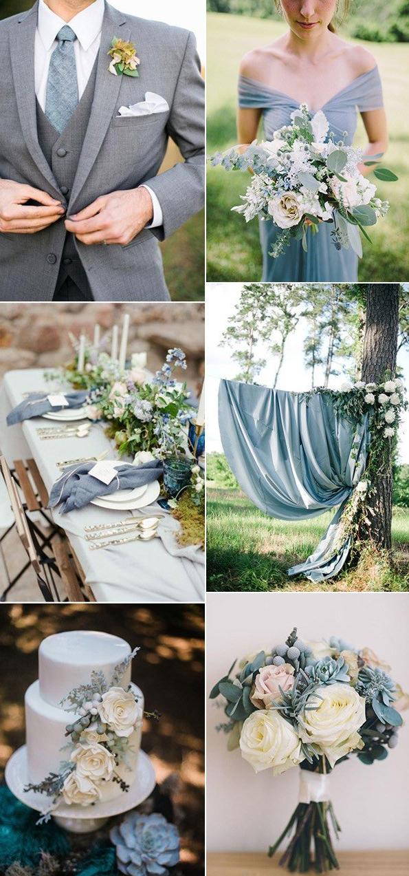 dusty blue grey pink silver colors Bleu Garters.png