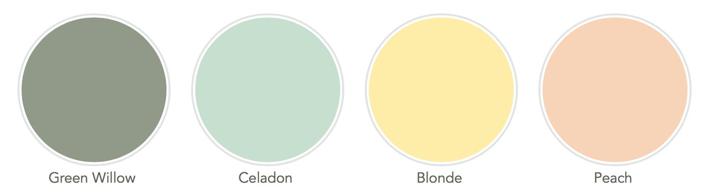 2019 Wedding Color Palette Trends