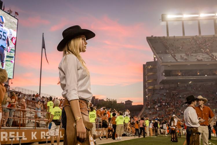 Texas Cowboys Reunion Weekend/UT vs Baylor