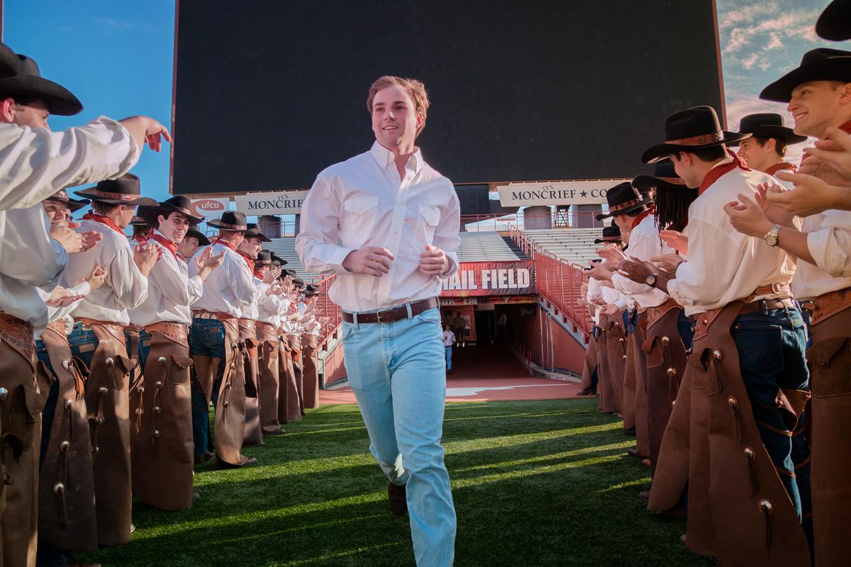 Cowboys Induction (Fall 2016)