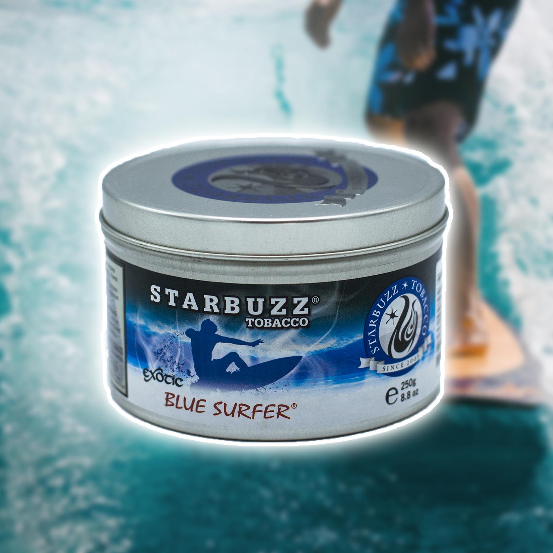 Blue Surfer - Starbuzz Tobacco