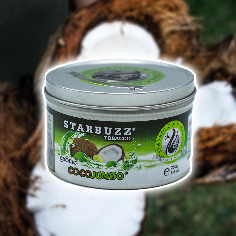 Coco Jumbo - Starbuzz Tobacco