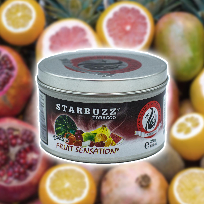Fruit Sensation - Starbuzz Tobacco
