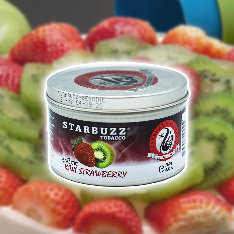 Kiwi Strawberry - Starbuzz Tobacco
