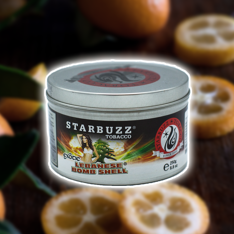 Lebanese Bomb Shell - Starbuzz Tobacco