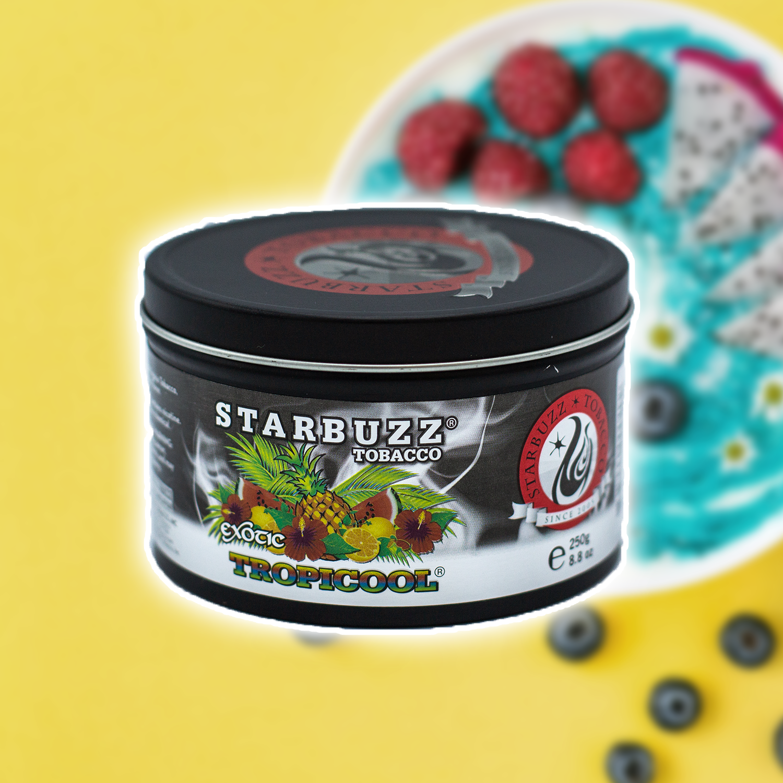 Tropicool - Starbuzz Tobacco
