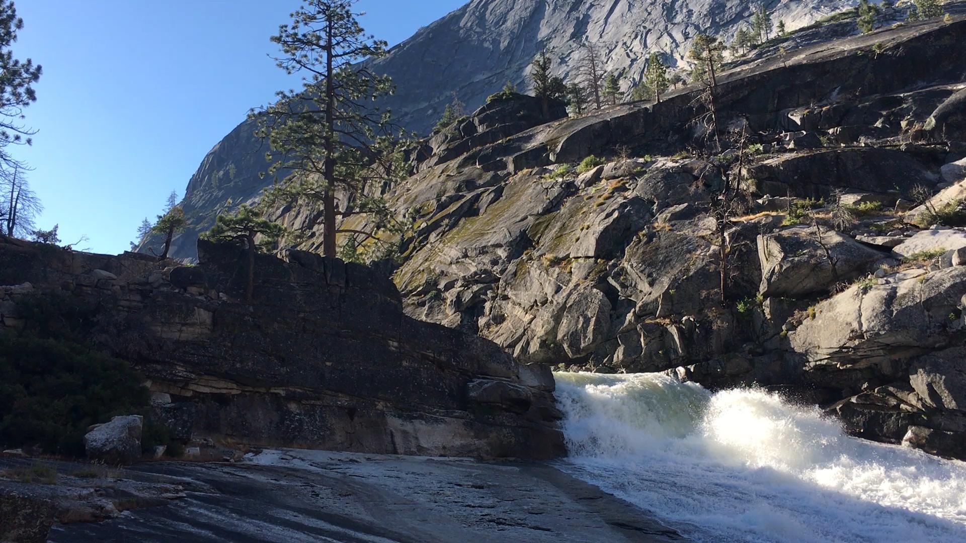 Fire & Ice in the High Sierra - Summer 2019