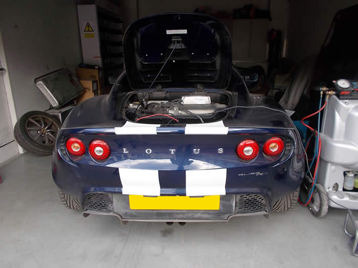 lotus approved bodyshop