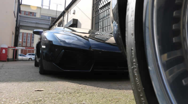 Lamborghini Approved Bodyshop