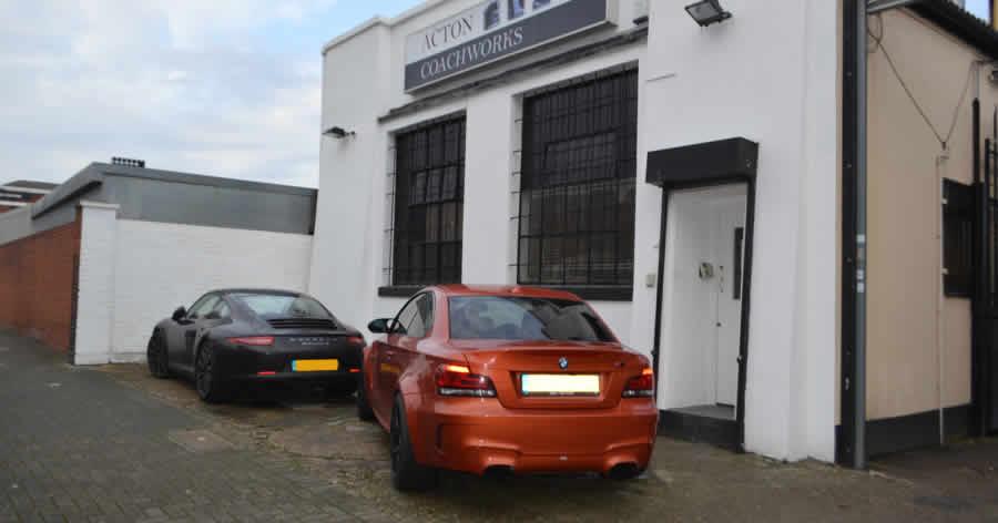 prestige car accident damage repair