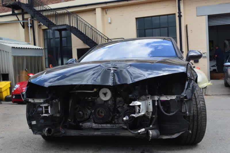 audi accident damage repair