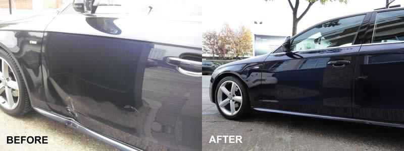 Audi Approved Bodyshop London